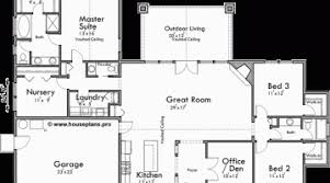 great room house plans one story startling floor plans great house plans one story house bedroom