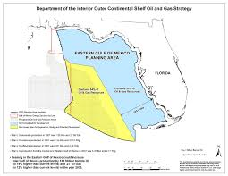 Gulf Of Alaska Map Secretary Salazar Announces Comprehensive Strategy For Offshore