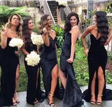 dark blue velvet bridesmaid dresses suppliers best dark blue