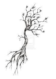 tree design by meripihka on deviantart tattoos