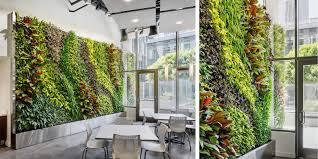 habitat horticulture u s epa living wall
