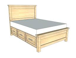 Assemble King Size Bed Frame Ikea Bed With Drawers Here Are Platform Bed With Drawers Large