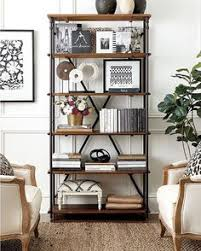 bookshelf decorations friday favorites joanna gaines open shelves and industrial