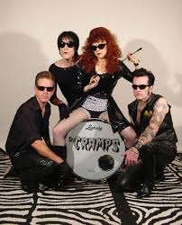 Lux Interior And Poison Ivy Bad News For Bad People Rip Lux Interior Music Features