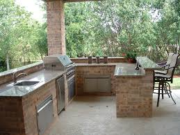 Kitchen Island Kits Cool 70 Build Your Own Outdoor Kitchen Island Design Ideas Of 25