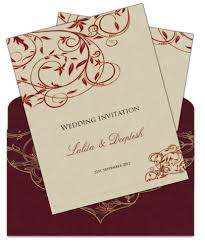 email wedding card letter style design 31 u2013 luxury indian u0026 asian