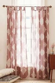 Plum And Bow Curtains Pr 2 New Anthropologie Uo Curtains 84 X 54 Semana Plum Bow Panels