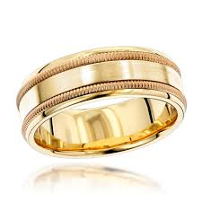 comfort wedding band luxurman rings braided solid 14k gold comfort fit wedding band