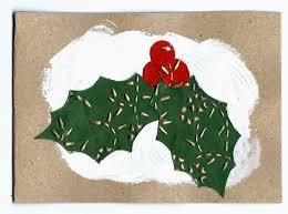 handmade christmas cards part one mrs fox u0027s life home crafts