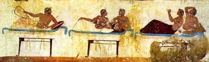banchetti antica roma il simposio nell antica roma e nell antica grecia ieri oggi in