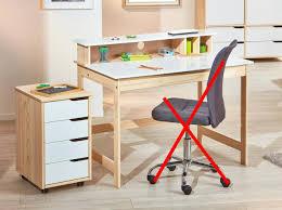 Schreibtisch Rollcontainer Kinderschreibtisch Gudjam Rollcontainer Kiefer Massiv Komplettset