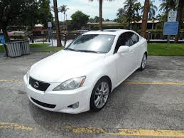 lexus new car inventory florida 2008 used lexus is 250 at l g e auto sales serving wilton manors