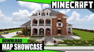 country mansion southern country mansion minecraft pc map showcase w
