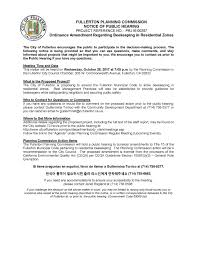 Council On Environmental Quality Guidelines Residential Beekeeping Notice Of Hearing With The