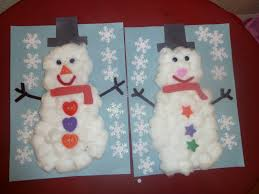 holiday season delights snowman themed crafts for kids