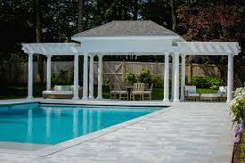 Pool Pavilion Designs Westfield New Jersey