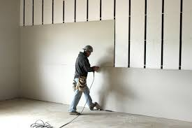 Hanging Pictures On Drywall by Drywall Insofast Continuous Insulation