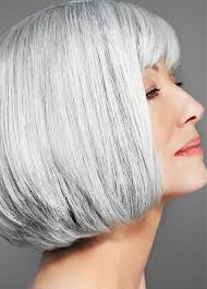 short grey hairstyles for straight thick hair 35 short hair for older women short hairstyles 2016 2017