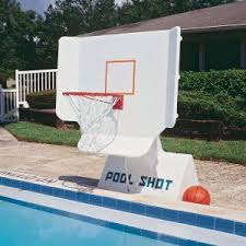 Backyard Basketball Hoops by Pool Basketball Hoops Hayneedle