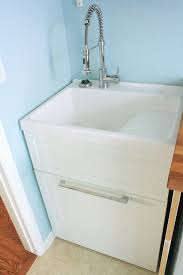 Ergonomic Laundry Room Sink Ideas  Laundry Room Sink Backsplash - Utility sink backsplash