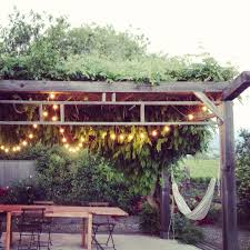 Outdoor Patio Hanging Lights by Easy Outdoor Lighting Going Home To Roost