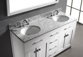 Marble Sink Vanity Amazing Bathroom Vanities With Tops Marble And Two Sink Home