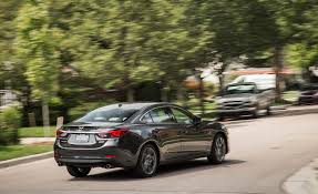 mazda car and driver 2017 mazda 6 in depth model review car and driver