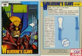 marvel how exactly do wolverine s claws come out science