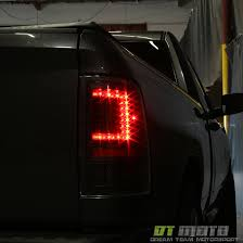 99 dodge ram led lights black smoke c design 2009 2017 dodge ram 1500 2500 3500