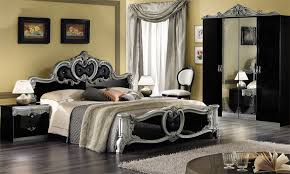 Silver Bedroom Furniture Sets by Black And Silver Bedroom Moncler Factory Outlets Com