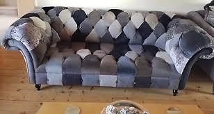 Patchwork Chesterfield - patchwork furniture zeppy io