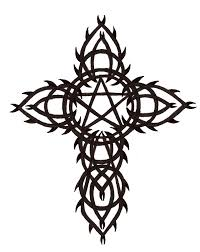 celtic cross thorns by juggalokoopmwcl on deviantart