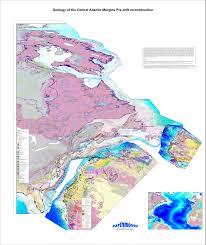 Halifax Canada Map by Halifax 2008 Basin And Reservoir Lab Dalhousie University