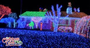 see the lights display of the day from the