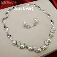 diamond pearl necklace set images Diamond pearl necklace set necklace wallpaper jpg