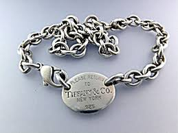 silver chain necklace tiffany images Necklace tiffany sterling silver chain lobster clasp jewelry jpg