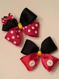 minnie mouse hair bow mouse hair bow template