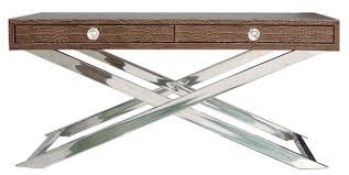 Folding Coffee Table Uk Brown Snakeskin Folding Coffeetable Forever Furnishings