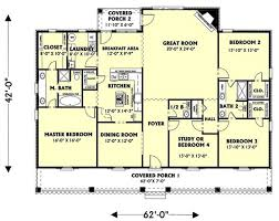 southern home floor plans 65 best houseplans images on lake houses open floor