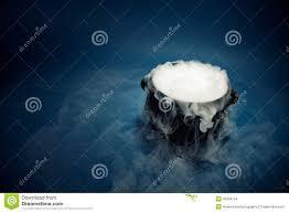 spooky screensavers cauldron spooky halloween cauldron with smoke stock photo image