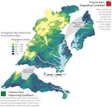 Eastern Shore Virginia Map by Overview Chesapeake Bay Report Card Chesapeake Ecocheck