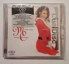 mariah carey merry christmas dualdisc 2005 ebay