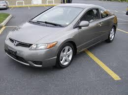used honda civic 2006 price used 2006 honda civic ex coupe 8 590 00