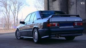 mercedes 190e 3 2 amg mercedes 190 w201 3 2 amg 1992 for sale watchthiscar