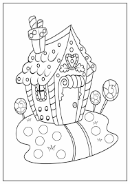coloring pages kids page free printable christmas inside pages