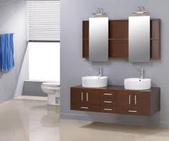 Freestanding Bathroom Furniture Uk by Selecting And Placing Symmetrical Wall Mounted Vanity Can Give The