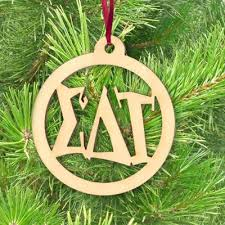 Large Christmas Ball Ornaments by Sorority And Fraternity Christmas Ornaments U2013 Something Greek