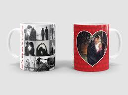 personalized love mugs print u0026 create custom romantic mugs memento