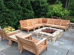Atnas GradeA Teak Outdoor Sectional Sofa Set - Outdoor sectional sofas