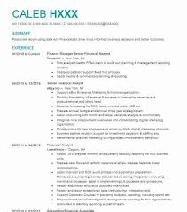 Sample Resume Finance Manager by Financial Analyst Resume Example Finance Resume Samples 23